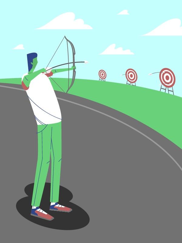 arrow aim